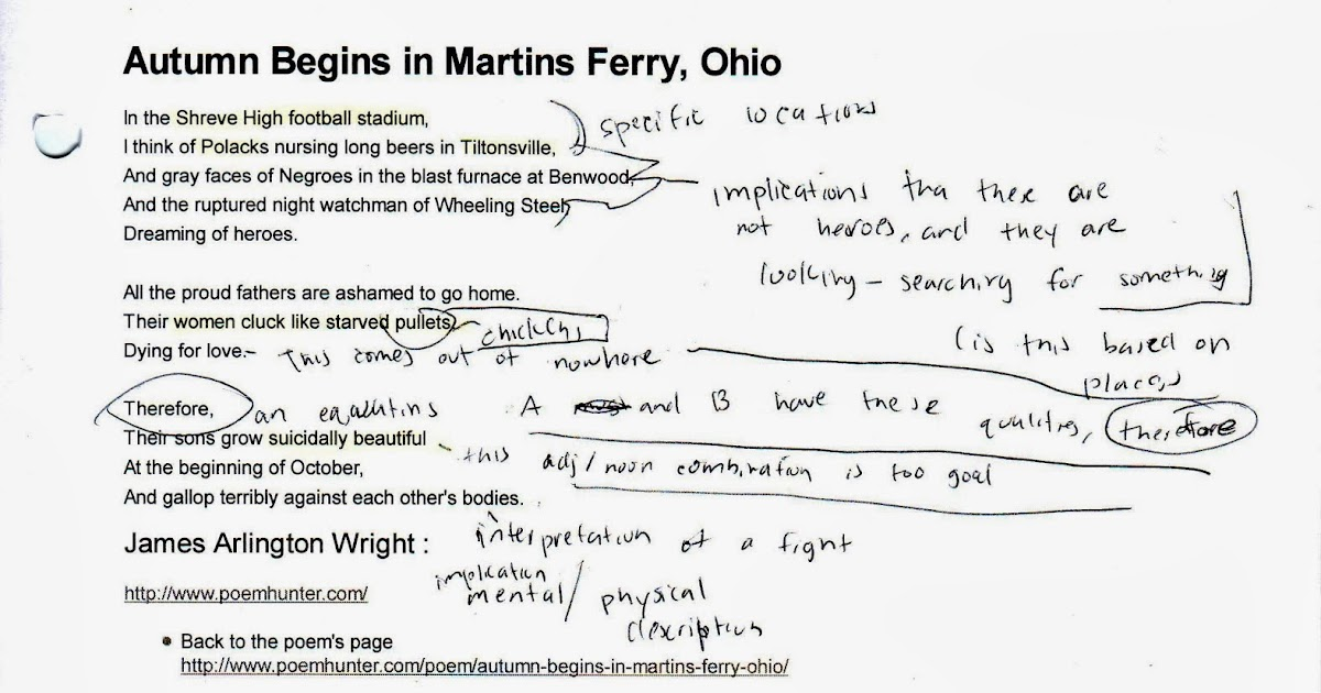 Introduction & Overview of Autumn Begins in Martins Ferry, Ohio