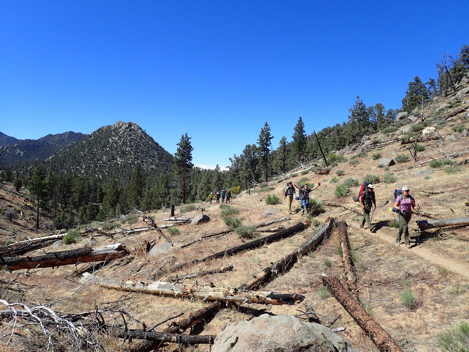 kennedy canyon trail