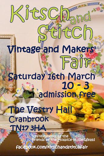Kitsch and Stitch fair
