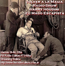 Harry Houdini, El Mago Escapista