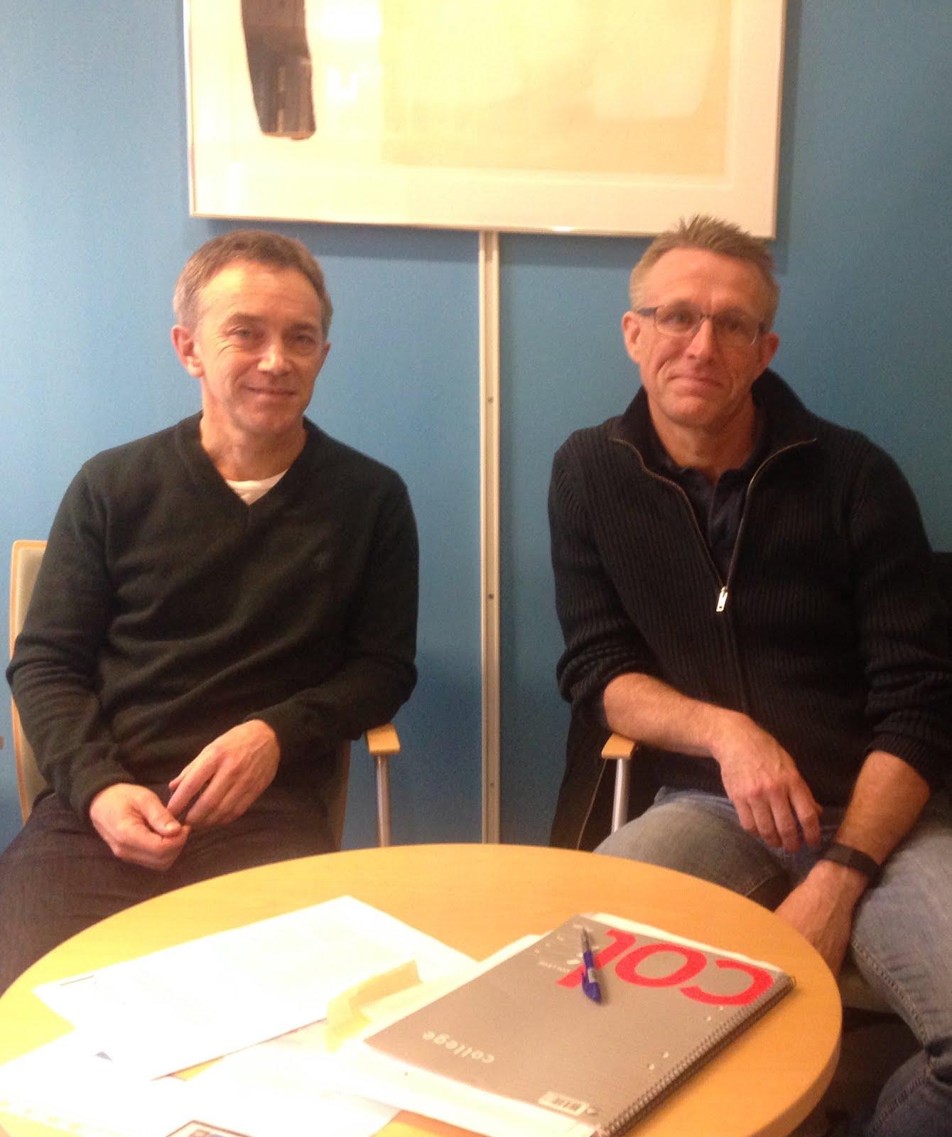Möte med Sveriges bästa hjärnforskare Torkel Klingberg