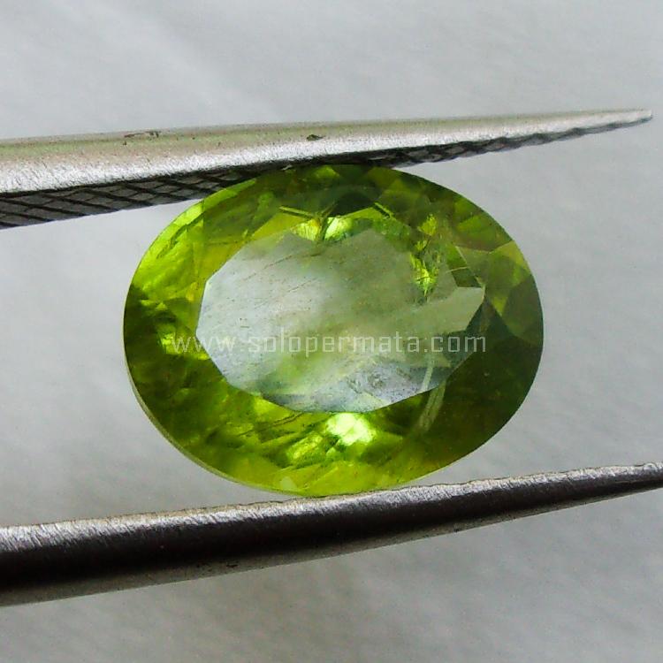 Batu Permata Green Peridot - SP952