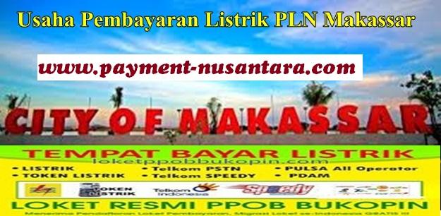 Usaha Loket Pembayaran Listrik PLN Makassar