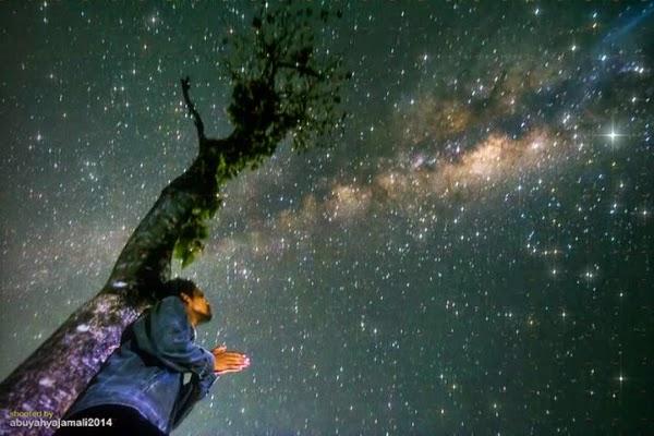 Indahnya Langit Malam Indonesia Kita