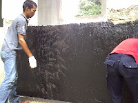 waterproofing roof garden