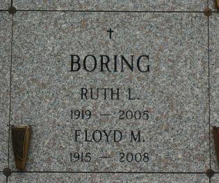 floyd boring