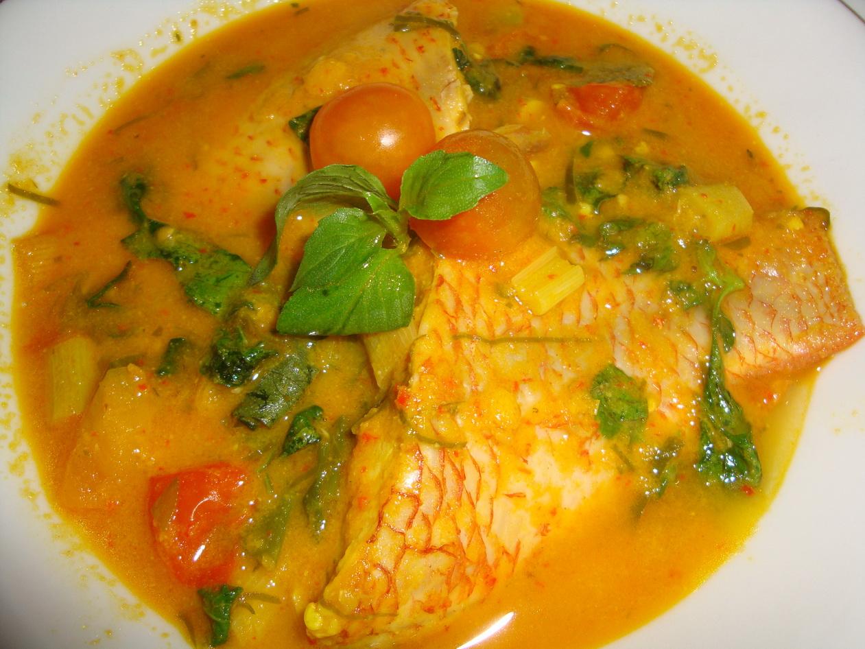 inilah resep rahasia masakan khas manado ikan bumbu woku