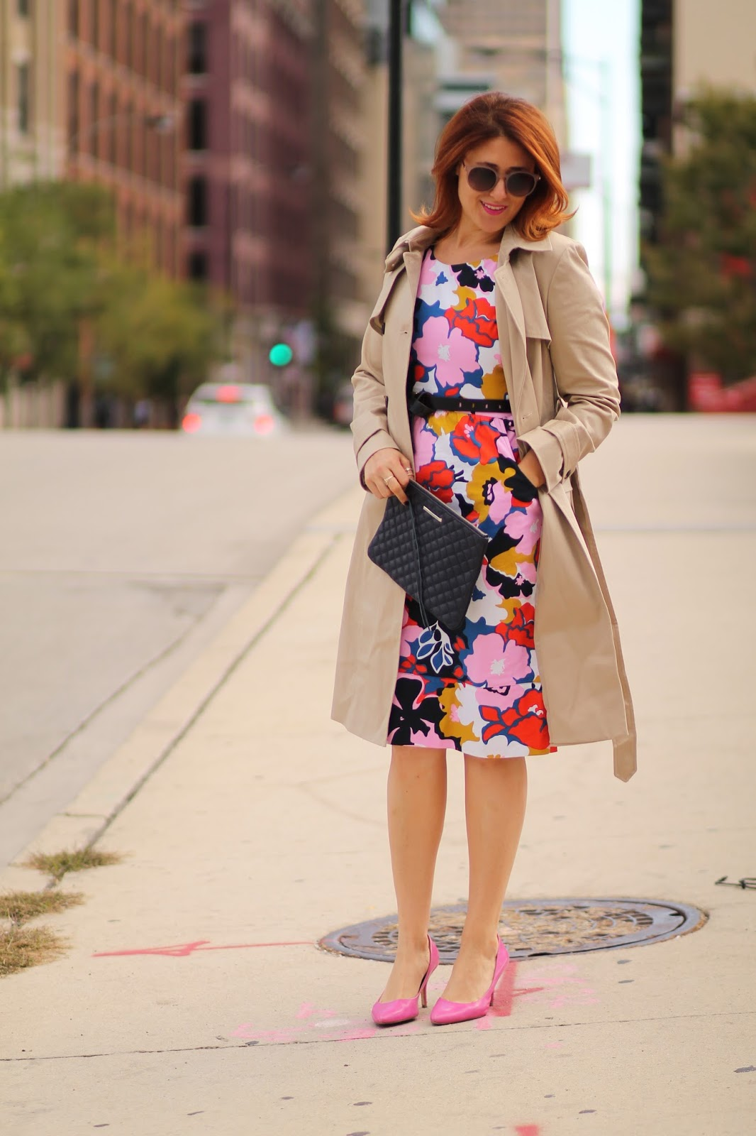 whit, two, petalprint, dress, anthropologie