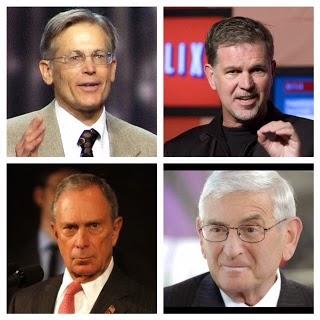 The right-wing billionaires who financed charter profiteer Refugio Ref Rodriguez!