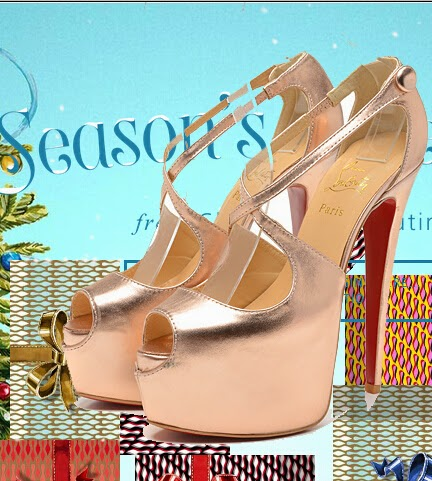 Zapatos Mujer louboutin 2015 baratos outlet Barcelona slingback