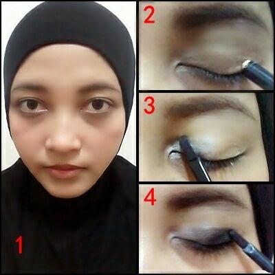 Cara Memakai Eyeshadow
