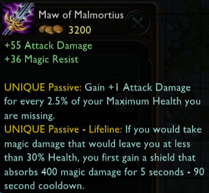Le Top 3 de la journée - Page 6 Maw+of+malmortius