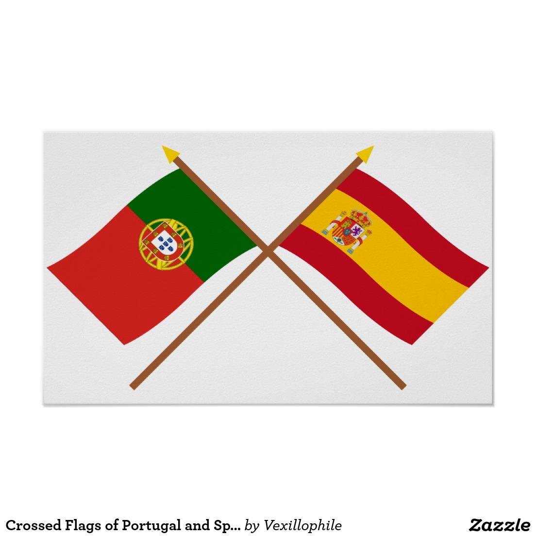 Falo português e espanhol