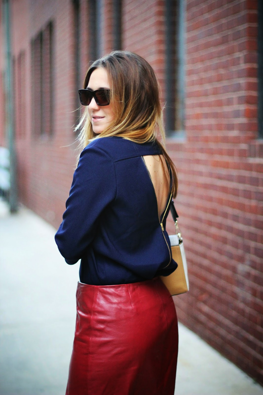 lace up pumps, YSL, cooper, ella, blouses, woman, dc, style, blog, leather skirt