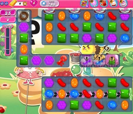 Candy Crush Saga 748