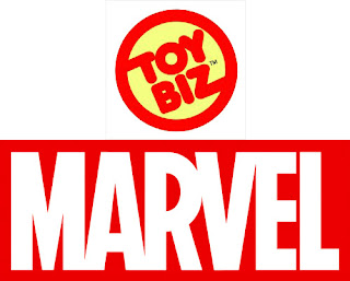 Toy Biz Marvel Figures Logo