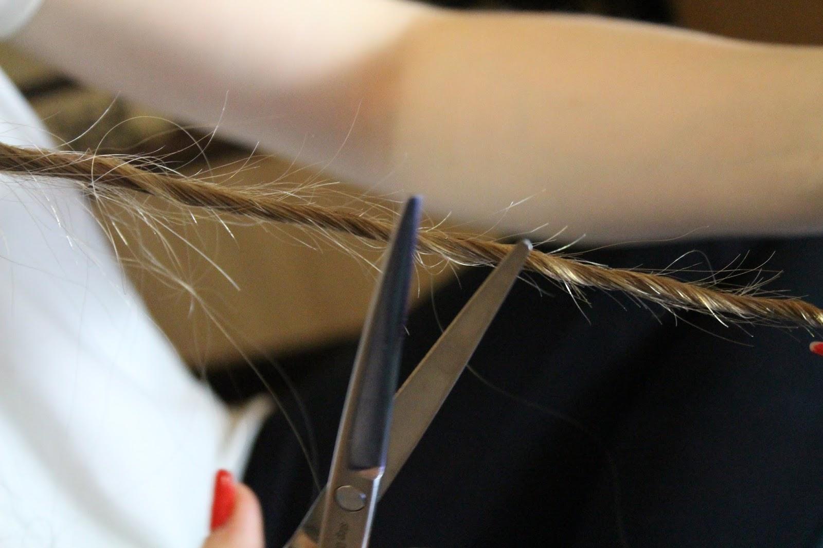 Средства от секущихся кончиков волос Домашние народные 22