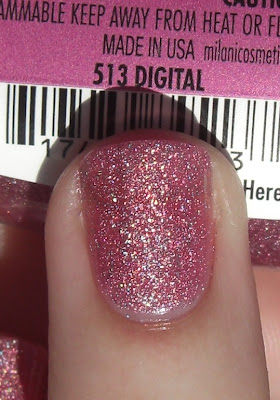 milani 3d holographic digital