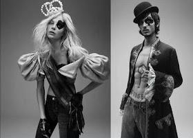 Je veux bien être reine, mais pas l'ombre du roi.