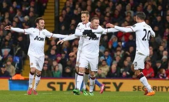 Prediksi Manchester United vs Manchester City � Liga Inggris 26 Maret 2014