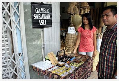 review Gambir Serawak, sejara gambir serawak, cara pakai gambir serawak, gambir siam, gambir sarawak