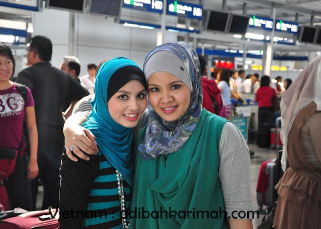 free trip to vietnam for premium beautiful top agents adibah