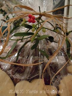 I miei regali di Natale: Tenerina Ferrarese e biscotti