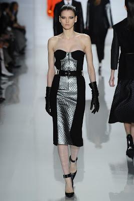 Fashion Week Trend: Metallics