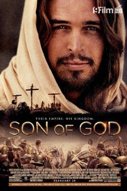 Son of God 2014 poster