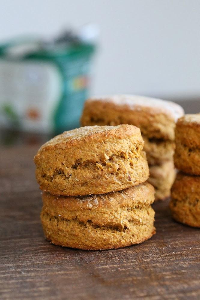Spelt Sweet Potato Biscuits Vegan Recipe - Vegan Richa