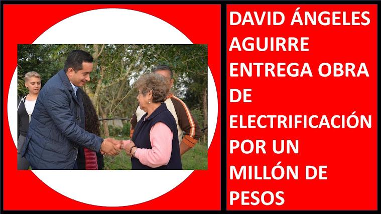 OBRAS DE ELECTRIFICACIÓN