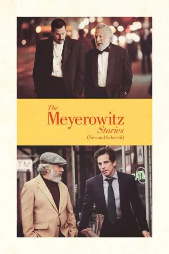 Os Meyerowitz: Família Não Se Escolhe Torrent - WEB-DL 720p/1080p Dual Áudio