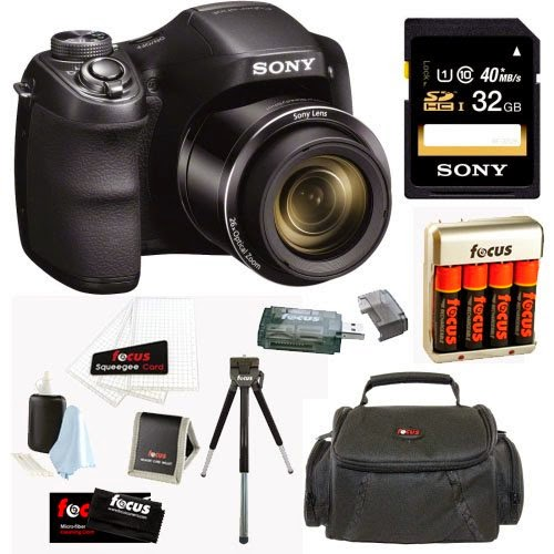 Sony CyberShot DSC H-300, buy new camera, new digital camera, prosumer camera, super zoom camera, HD movie