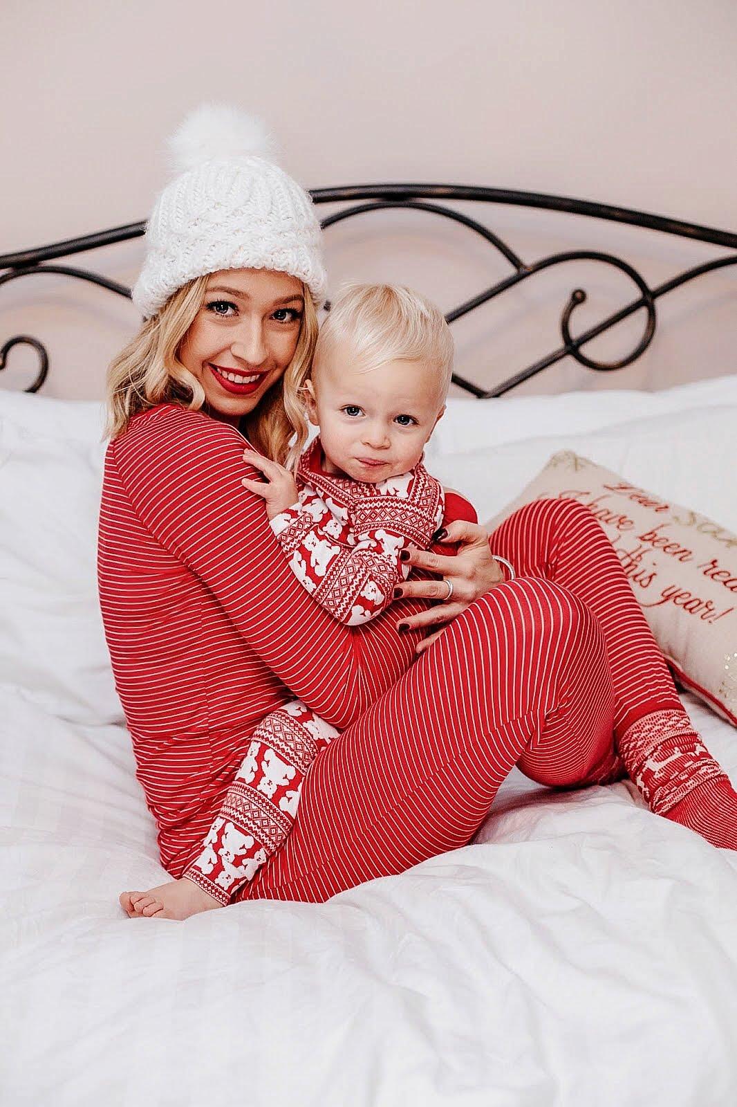 Her Name Is Sylvia  Christmas Pajamas - FOR THE WHOLE FAMILY edc767e25