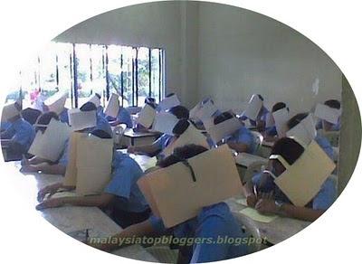 Pelajar Meniru