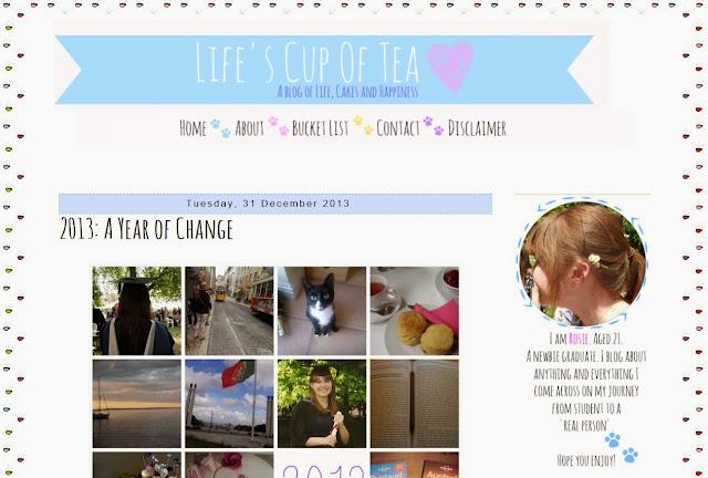 Life's Cup of Tea Blog