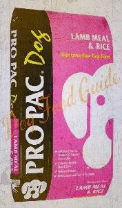 Pro Pac Dog Food