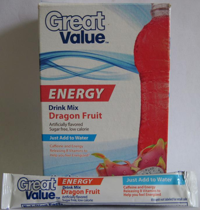 King Energy Drink Energy Drink Mix Review
