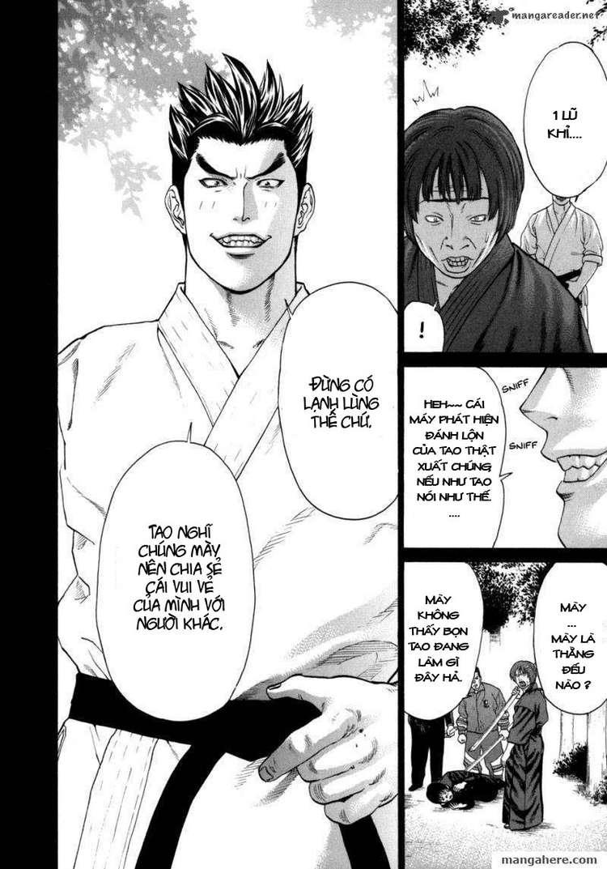 Karate Shoukoushi Kohinata Minoru chap 81 Trang 16