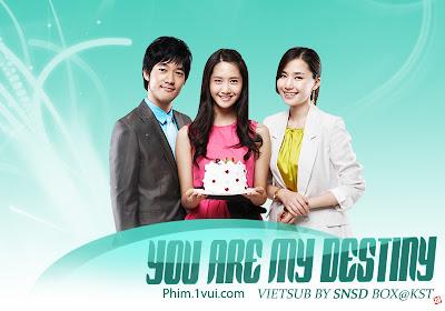 Phim Em Là Định Mệnh Đời Anh - VTV9 Online