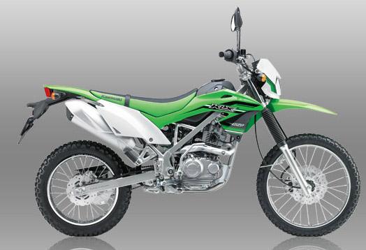 All New Kawasaki KLX 150