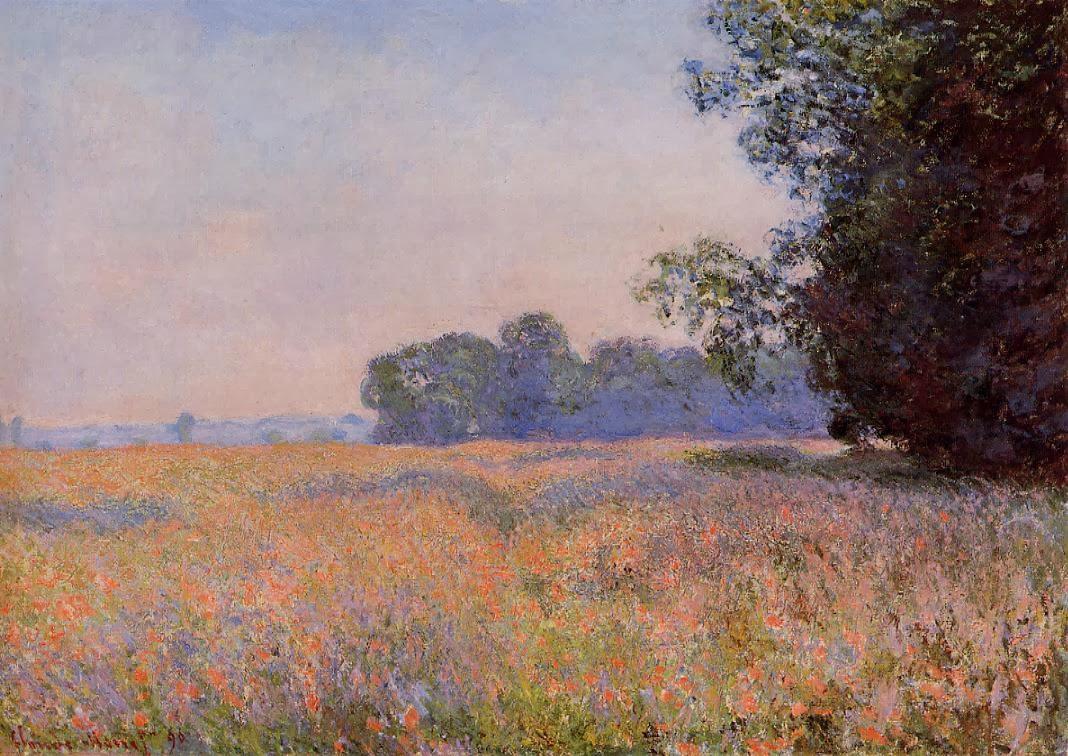Art Amp Artists Claude Monet Part 19 1889 1891