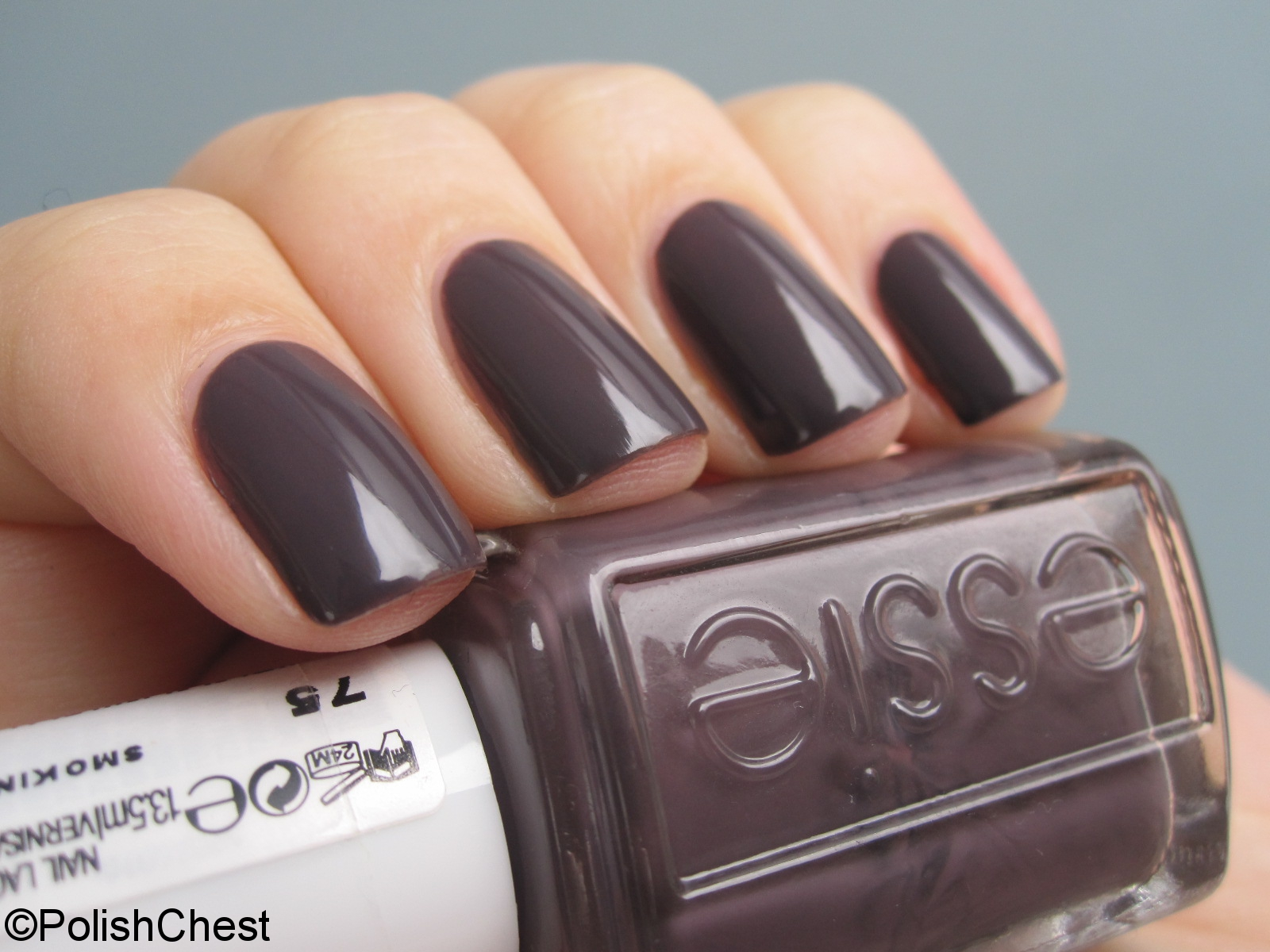 Polish Chest: essie - Smokin Hot