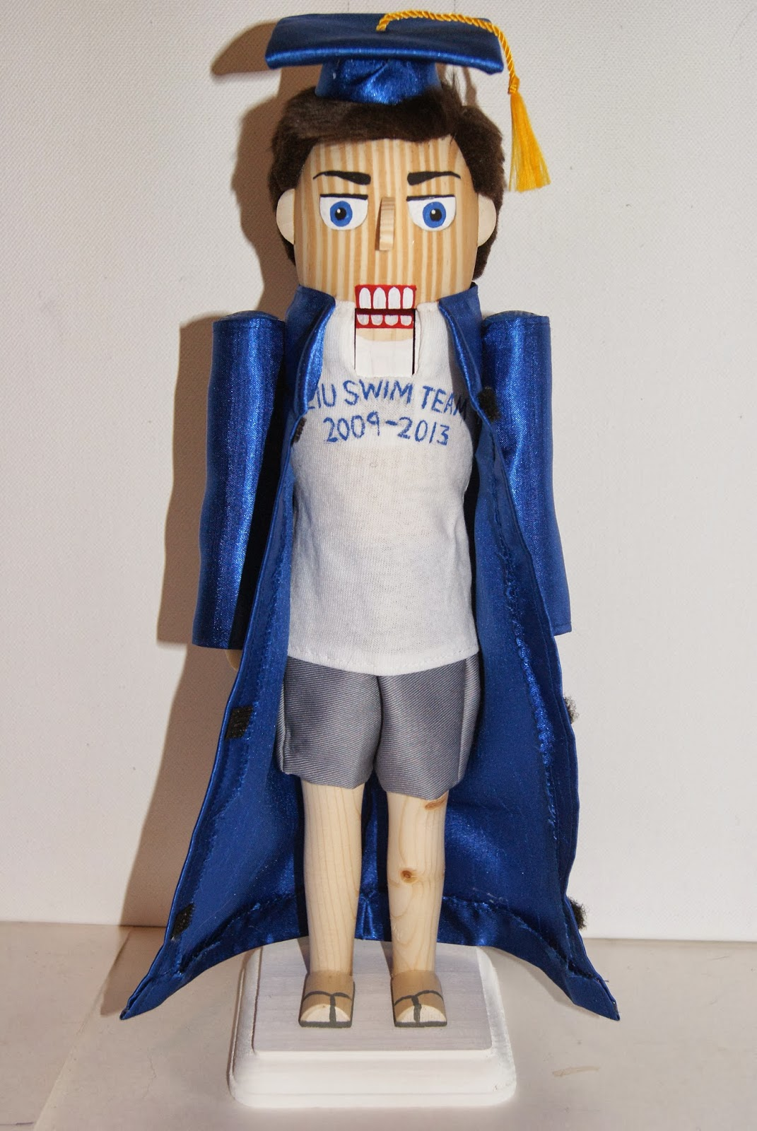 Here are some recent Graduate Nutcrackers I have done.
