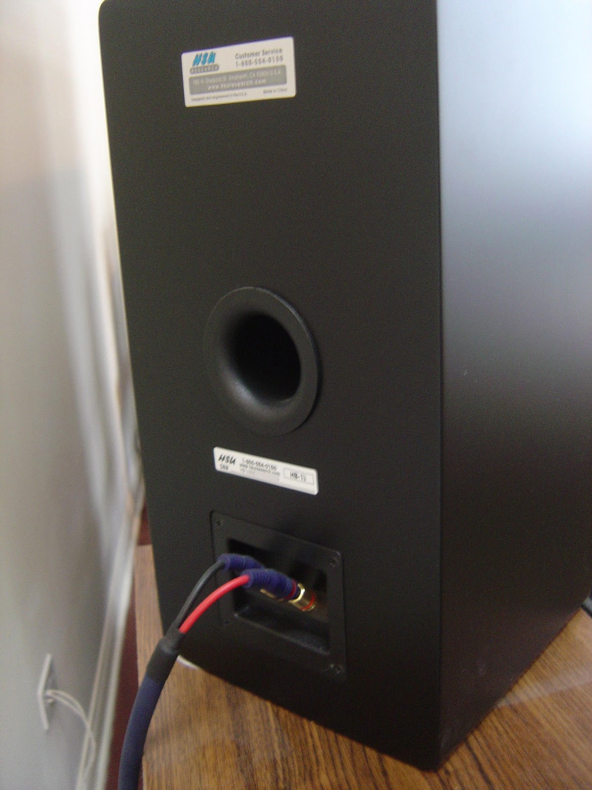 Hsu Research HB 1 MK2 Bookshelf Speaker