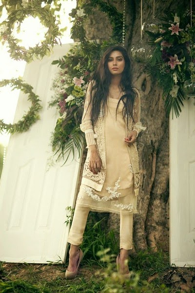 Sana Salman Luxury Pret for Eid-Fall 2014