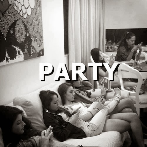 Teen Party WTF