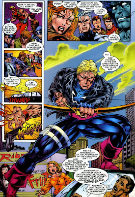 Hawkeye Avengers Crossing