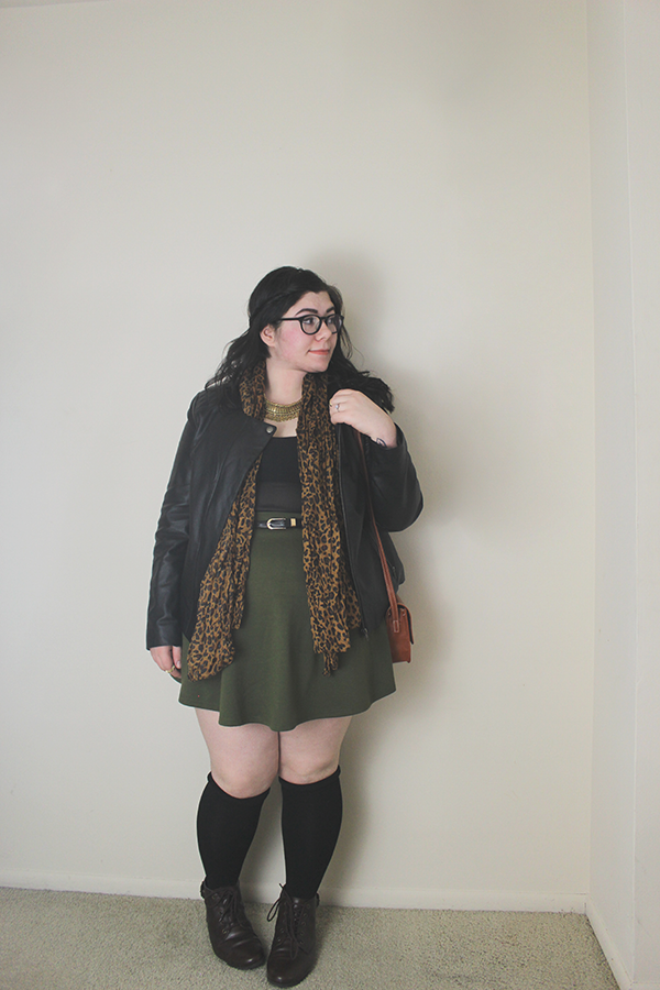 Black, Brown and Gold Outfit, katielikeme.com