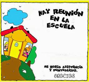REUNIÓN PADRES/MADRES
